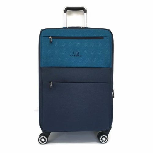 מזוודה טרול רכה 24″ green LB1001