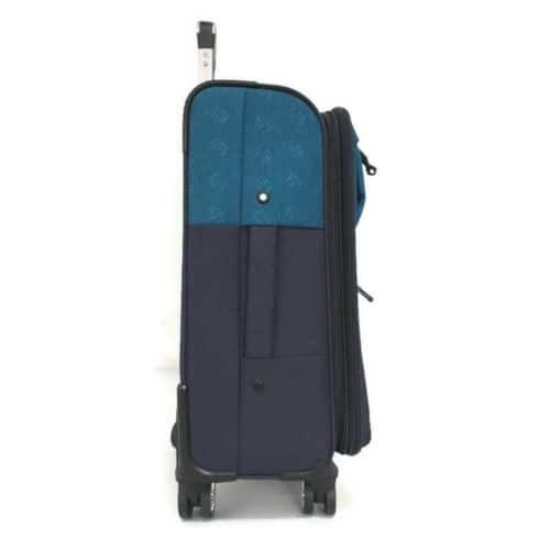 מזוודה רכה 20″ green LB1001