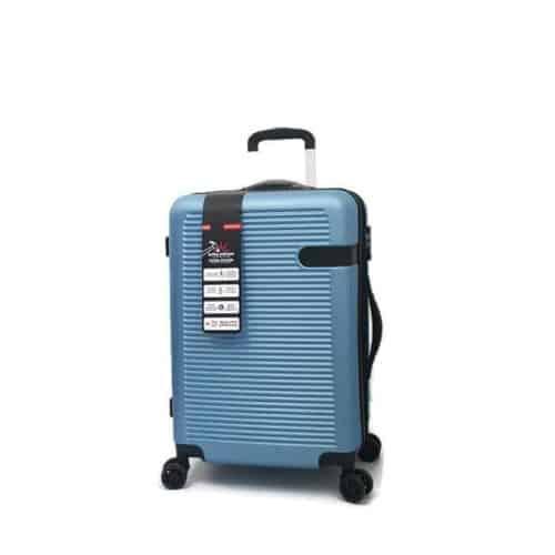 """מזוודה קשיחה """"20 blue"""