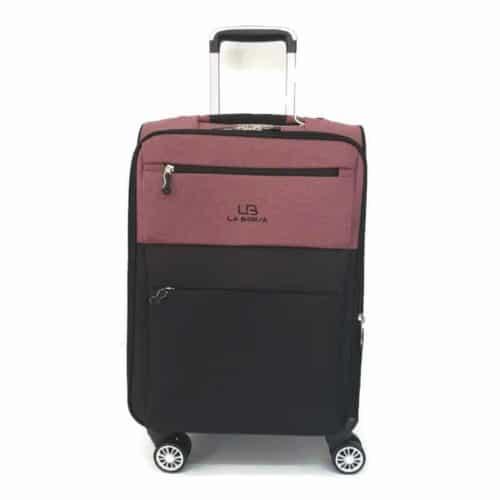 מזוודה רכה 24″ orange LB1001