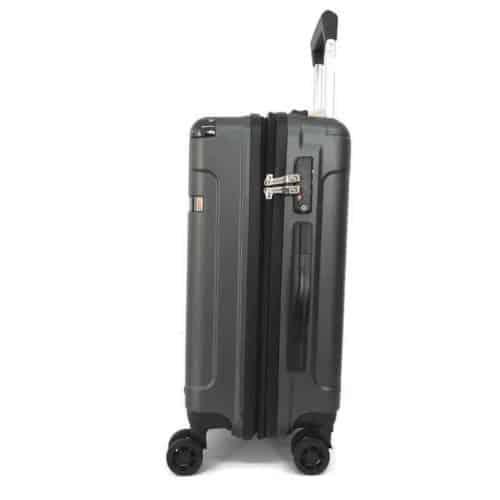 """מזוודה קשיחה """"24 LB1052 black"""