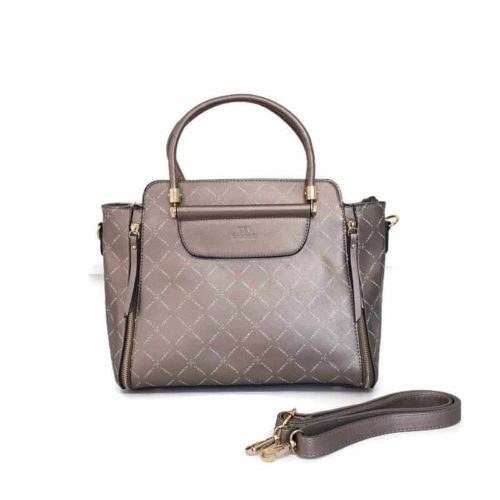 תיק אופנה קומפקטי LB8061 brown