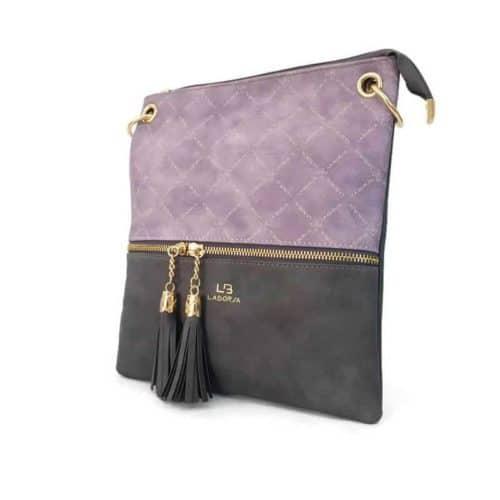 תיק צד LB7051 purple