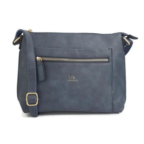תיק אופנה LB7061 blue