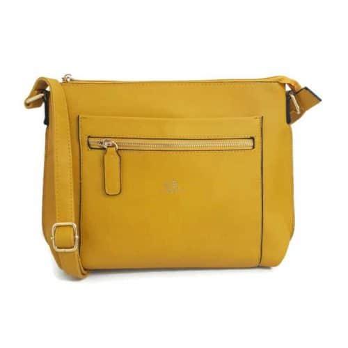 תיק אופנה LB7061 yellow