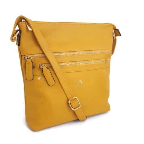 תיק אופנה LB7060 yellow