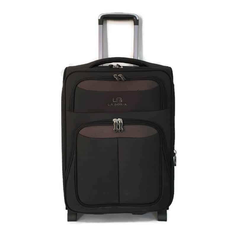 מזוודה רכה LB1002 black