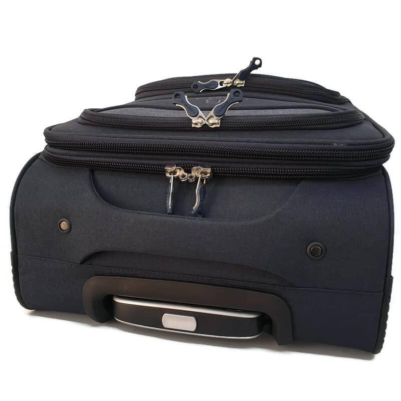 מזוודה רכה LB1002 blue