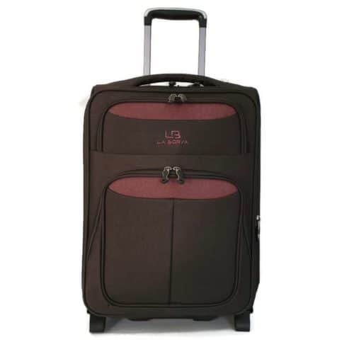 """מזוודה רכה LB1002 grey """"28"""
