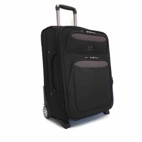 """מזוודה רכה LB1002 black """"32"""
