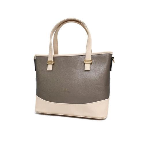 תיק אופנה LB8064 silver