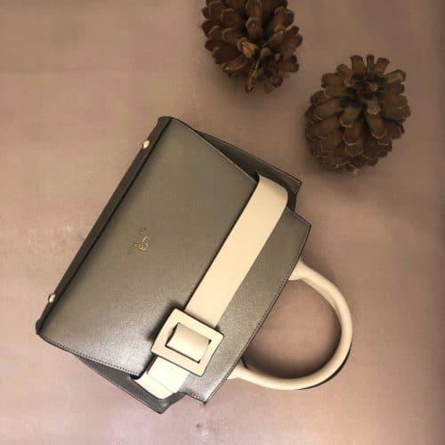 תיק אופנה LB8067 SILVER