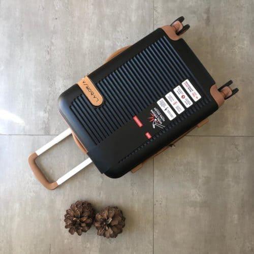 מזוודה קשיחה 20″ LB1050 black
