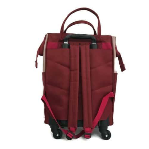 מזוודה מתקפלת  LB5013 RED