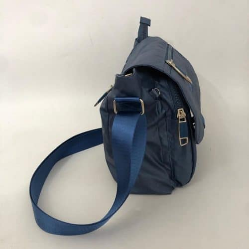 תיק צד לנשים LB4009 BLUE