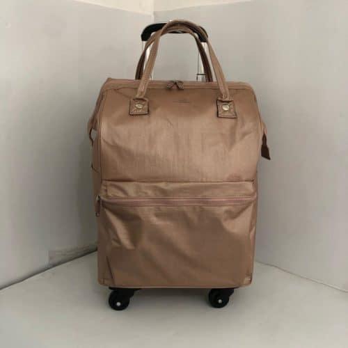מזוודה מתקפלת   BLB5008 BRONZE