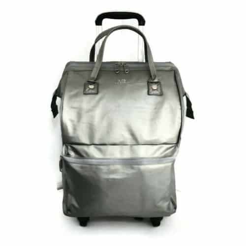 מזוודה מתקפלת LB5008 SILVER