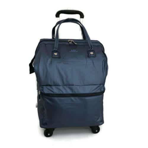 מזוודה  מתקפלת LB5008 BLUE